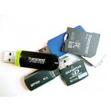 Восстановление данных с flash-носителей