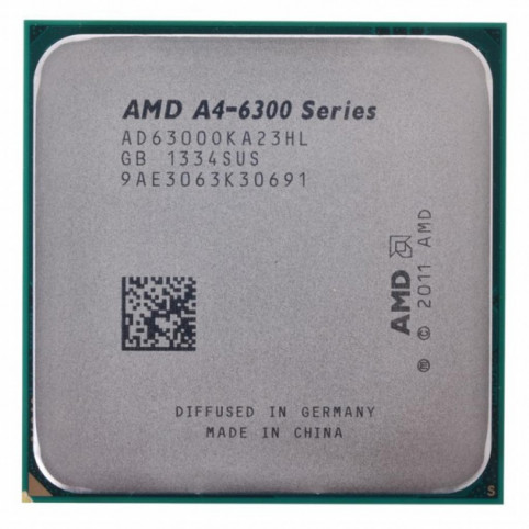 Процессор AMD A4 6300 Socket-FM2 Radeon HD 8370D