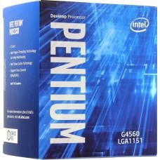 Процессор Intel Socket 1151 Pentium G4560 (3.5 GHz,3MB) BOX