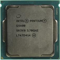 Процессор Intel Socket 1151 Pentium G5400 (3.70Ghz/4Mb) trеy