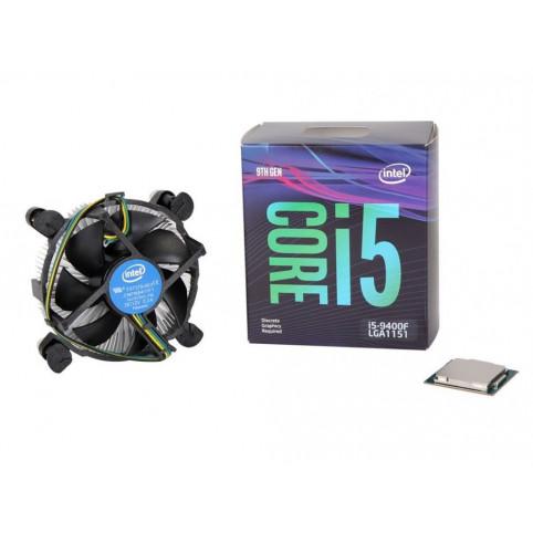 Процессор Intel Core i5-9400F BOX