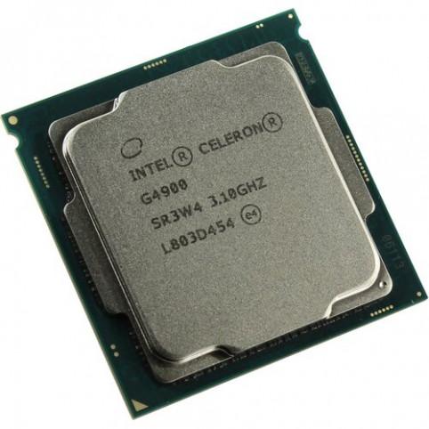 Процессор Intel Socket 1151 Celeron G4900 (3.1Ghz/2Mb) tray CM8068403378112SR3W4