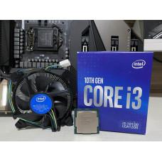 Процессор Intel Socket 1200 Core i3-10100F (3.6GHz/6Mb) trey