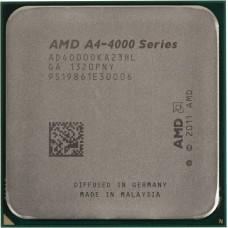 Процессор AMD A4 4000 Socket-FM2 Radeon HD 7480D AD4000OKA23HL