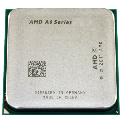 Процессор Socket FM2: AMD A6 X2 6400K, Tray