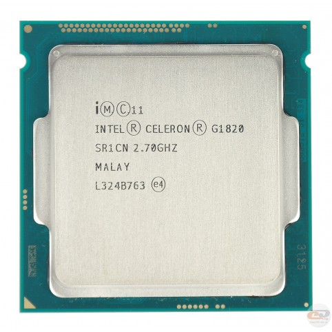 Процессор Socket1150: Intel Celeron G1840, 2.7Ghz, tray