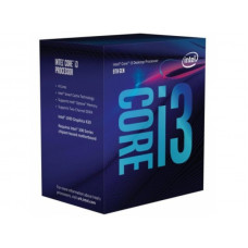 Процессор Intel Socket 1151 Core i3-9100F (3.60GHz/6Mb) Box (without graphics) BX80684I39100FSRF7W