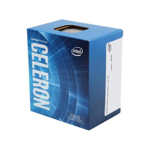 Процессор Intel Socket 1151 Celeron G3930, LGA 1151 * (2.90Ghz/2Mb) box BX80662G3900SR2HV