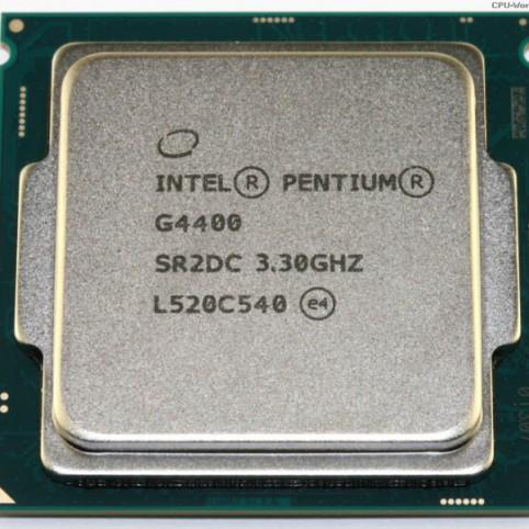 Процессор Pentium G4400 (3.3GHz,3MB) 1151-LGA BOX