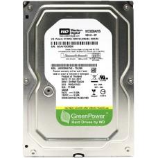 Жесткий диск Western Digital HDD SATA 320Gb, 8Mb, AV-GP (WD3200AVVS)
