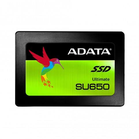 "Накопитель SSD 2.5"" 120GB ADATA  Ultimate SU650 [ASU650SS-120GT-R]"