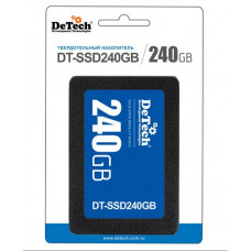 SSD накопитель DETECH DT-SSD240GB