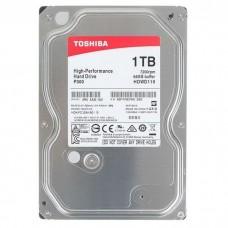 HDD SATAIII 1000Gb Toshiba P300, 7200rpm, 64Mb, HDWD110UZSVA