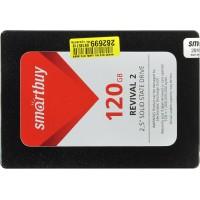 Жесткий диск SSD Smart Buy Revival 2 120 GB SATA-III 7mm TLC (SB120GB-RVVL2-25SAT3)
