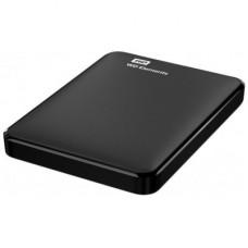 """Внешний жесткий диск HDD 2000 Gb USB3.0 Western Digital Elements Portable WDBU6Y0020BBK-WESN 5400RPM 2,5"""" внешний, черный"""