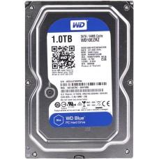 HDD SATAIII 1000Gb WD Caviar Blue 5400rpm 64Mb (WD10EZRZ)
