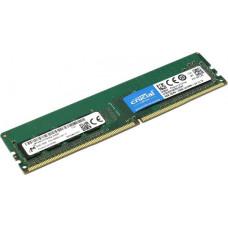 DDR4 8GB PC4-21300 (2666MHZ) CRUCIAL