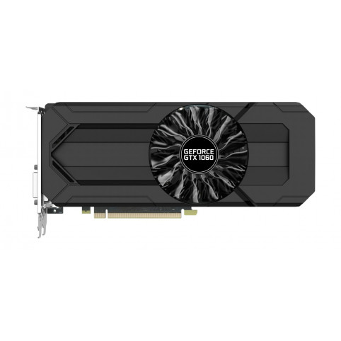 Видеокарта Palit 3Gb PCI-Exp GeForce GTX1060 STORMX DDR5 (192bit)