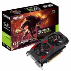 Видеокарта PCI-E 4Gb ASUS GeForce GTX 1050Ti