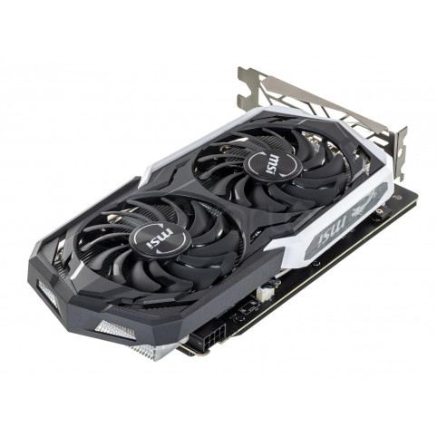 Видеокарта MSI GeForce GTX 1660 ARMOR OC [GTX 1660 ARMOR 6G OC]