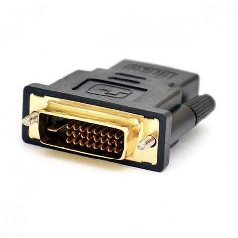 DeTech Adaptor DVI M-HDMI F