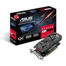 Видеокарта Asus PCI-Ex Radeon RX 560 OC 2GB GDDR5 (128bit)  (RX560-O2G)