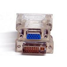 Переходник DVI M(24+1) -> VGA/Dsub