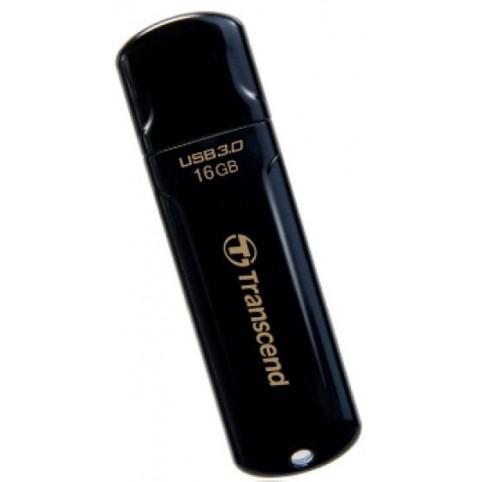 USB Flash Transcend 16GB JetFlash 700 Black USB3.0