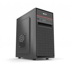 Корпус micro-ATX HIPER Office V05, 2xUSB3.0, mATX, 450W (80mm PSU fan)