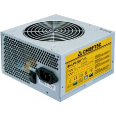 Блок питания 500W CHIEFTEC GPA-500S (Active PFC, 12cm FAN, ATX12V 2.3)