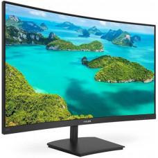 """Монитор 27"""" PHILIPS 271E1SCA(00/01), черный 75Гц, VA,1920×1080, 16:9, 250кд/м2, 4мс, встроенными динамиками, D-SUB (VGA), HDMI"""