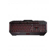 Клавиатура ASUS Cerberus Keyboard Black USB