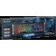 Проводная игровая клавиатура Defender Chimera GK-280DL RU,RGB подсветка, 9 режимов