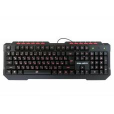 Мультимедийная игровая клавиатура KGK-19U