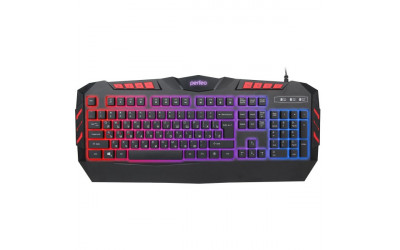"Клавиатура ""LEGION"" Multimedia, GAME DESIGN с подсветкой 3 цветов PF-9220-GM"