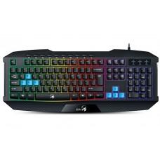 Клавиатура проводная Genius Scorpion K215 USB