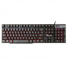 Клавиатура проводная Dialog Gan-Kata KGK-15U USB с подсветкой, игровая