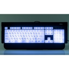 Клавиатура Dialog Katana KK-L06U multimedia, с подсветкой, USB