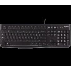 Клавиатура USB Logitech K120