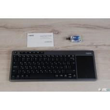 Клавиатура беспроводная Rapoo K2600 Touchpad