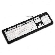 Клавиатура SVEN KB-C7300EL, с подсветкой