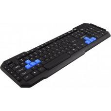 Клавиатура проводная Zalman ZM-K200M USB Black