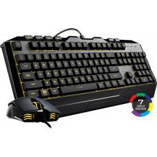 Набор клавиатура+мышь Cooler Master combo Devastator 3