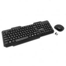 DeTech Wireless Combo DT-303W - беспроводная клавиатура + мышь