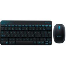 Клавиатура+мышь беспроводная Logitech MK240