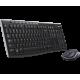 Клавиатура+мышь беспроводная Logitech Wireless Desktop MK270