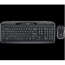 Комплект (клавиатура + мышь)  Logitech Wireless Desktop Combo MK330 Retail