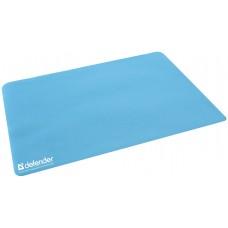 Коврик для мыши DEFENDER тканевый Notebook microfiber blue