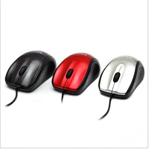 Проводная оптическая мышь DeTech DE-3056