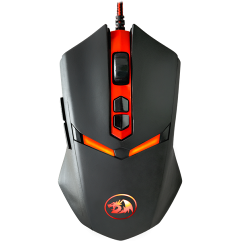 Мышь Redragon Nemeanlion USB Black/Red